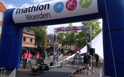 Uitslagen 32e Triathlon Woerden.
