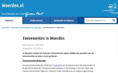 Triathlon Woerden op gedeelde tweede plaats in evenementen top 10 Woerden